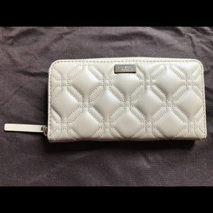 Kate Spade Astor Court Quilted Leather Neda Wallet